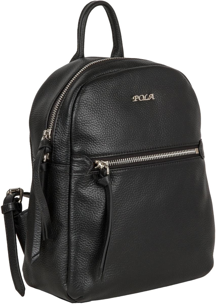 """Рюкзак женский """"Pola"""", цвет: черный. 69051"""