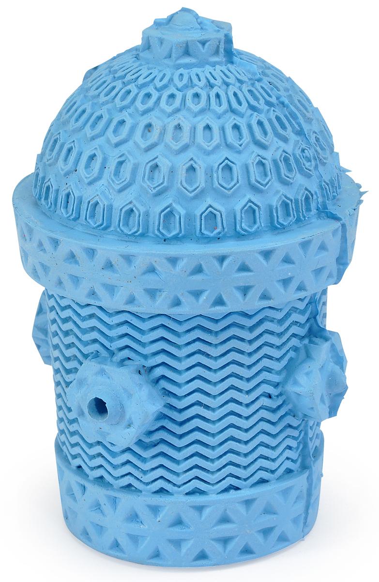 Игрушка для собак Camon Водонапорный бочонок, цвет: голубой, 9 см ms310 2 lcd obdii eobd code reader auto diagnostic scanner