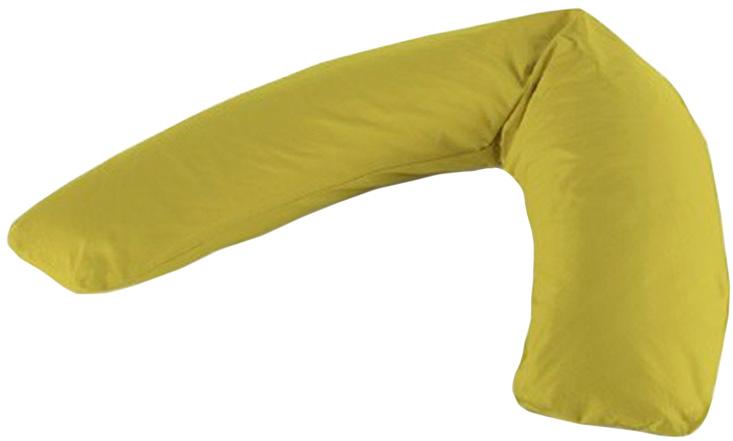 TheraLine Подушка для беременных и кормящих мам Jersey цвет зеленый 170 см -  Подушки для беременных и кормящих