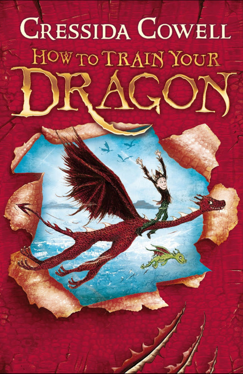 How to Train Your Dragon: Book 1 hiccup how to train your dragon