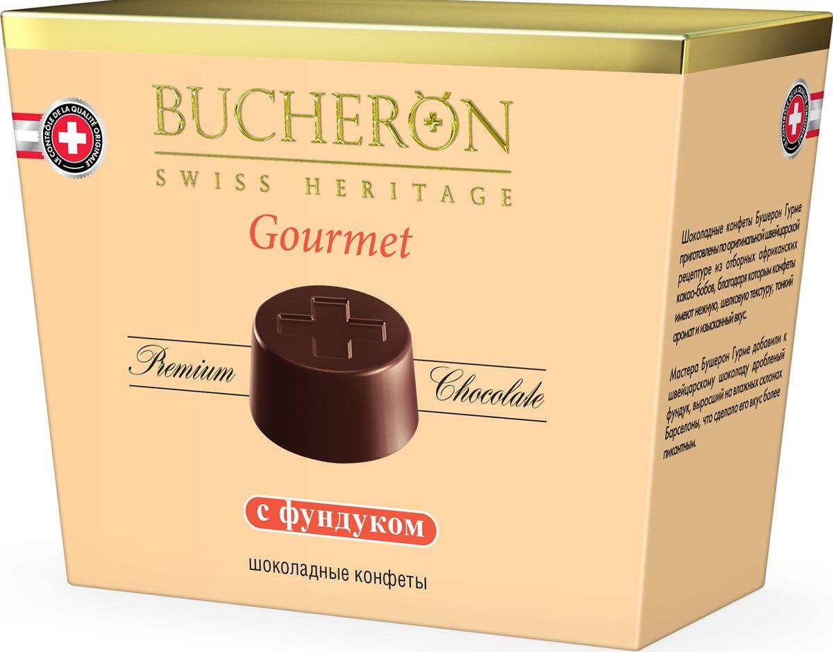 Bucheron Gourmet конфетыс фундуком, 175 г шоколадные годы конфеты ассорти 190 г