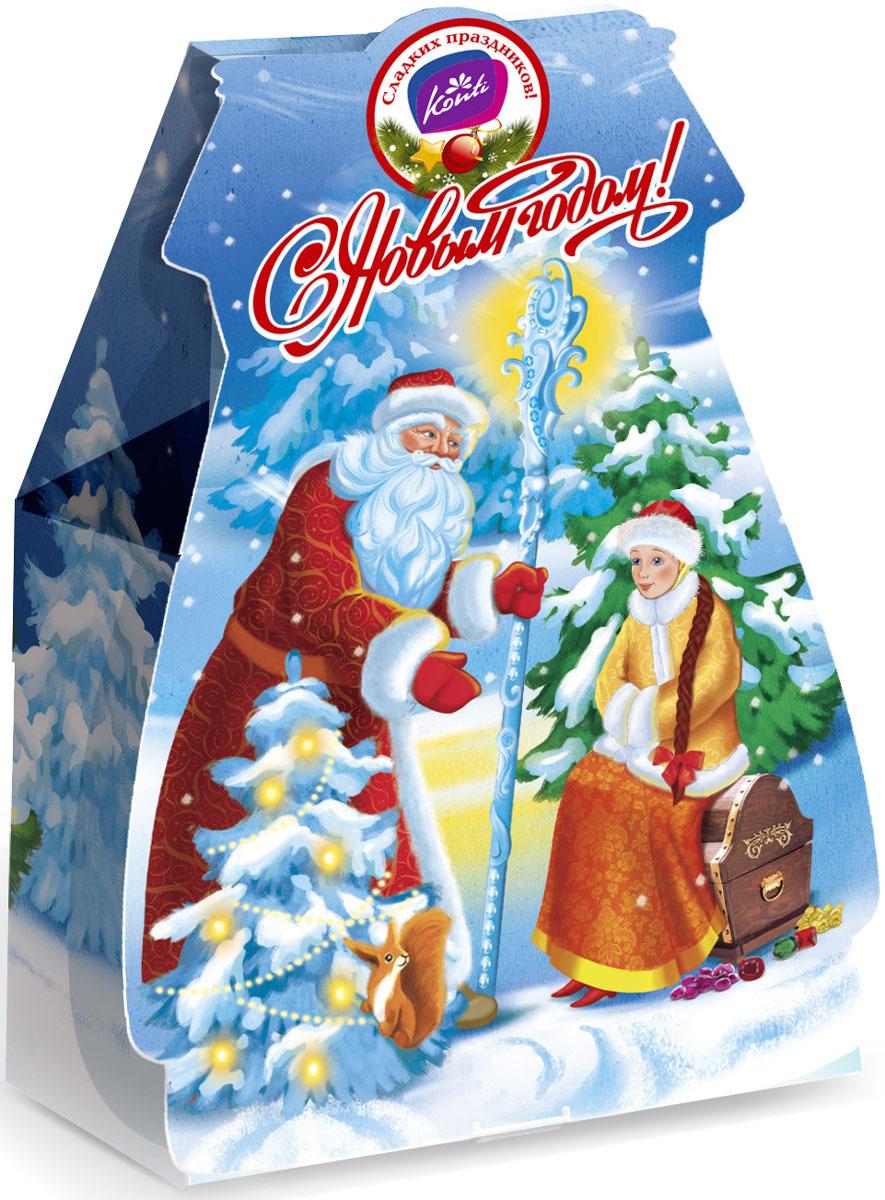 Konti Лесная тайна новогодний подарок, 150 г4600495541161Новогодний подарок
