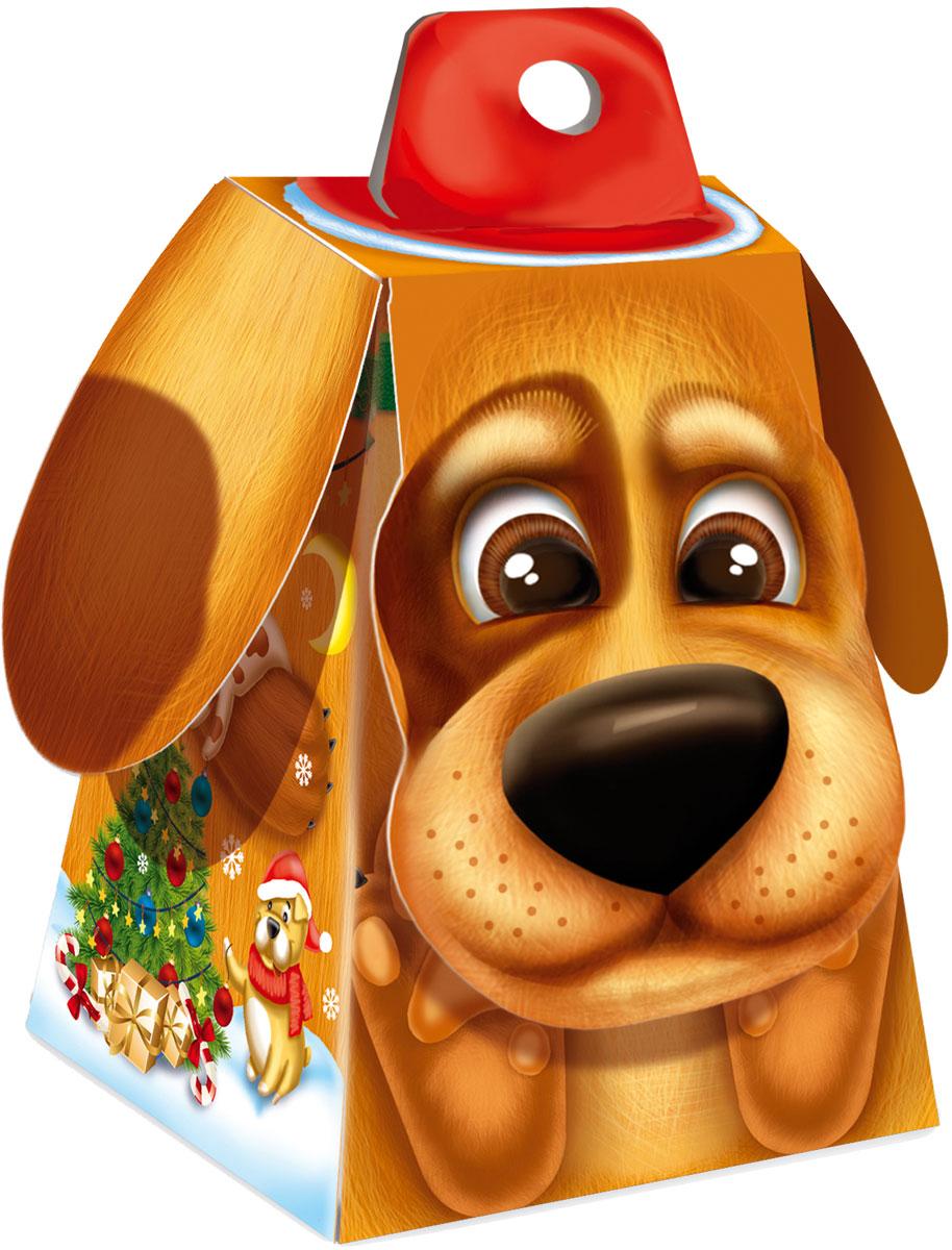 Konti Джинга новогодний подарок, 400 г4600495541307Набор кондитерских изделий – новогодний подарок Джинга.