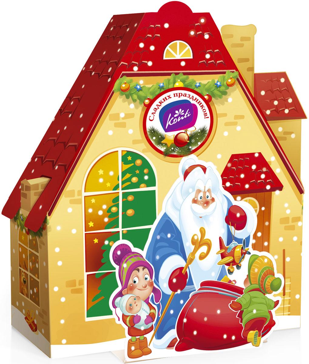 Konti Марьино новогодний подарок, 700 г4600495541406Новогодний подарок