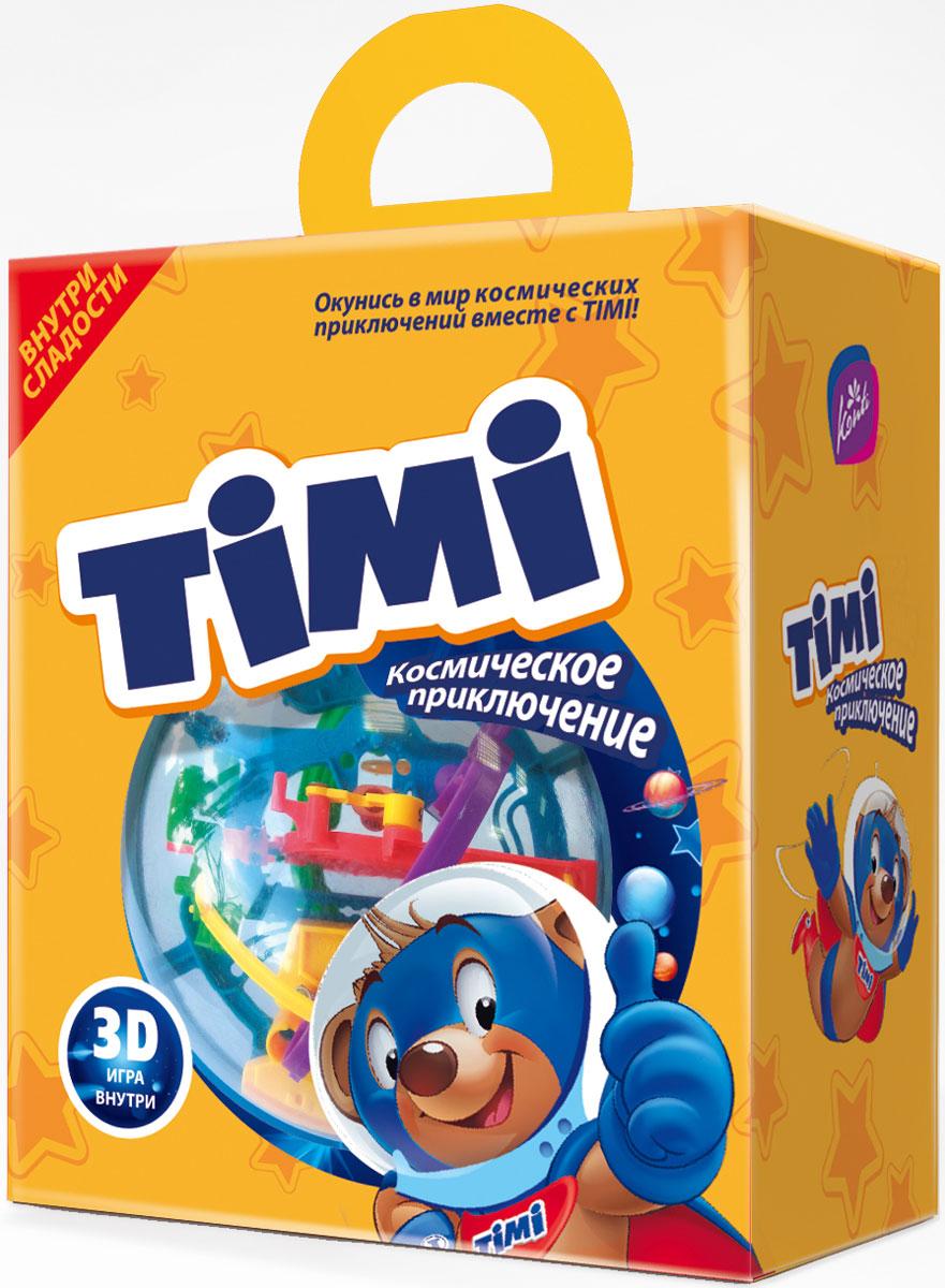 Konti ТIМI Космическое приключение новогодний подарок, 300 г4600495541482Новогодний подарок