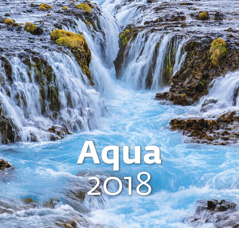 Календарь 2018 (на спирали). Aqua printio перекидной календарь а3