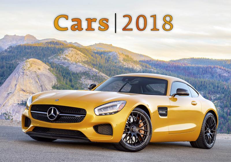 Календарь 2018 (на спирали). Cars printio перекидной календарь а3