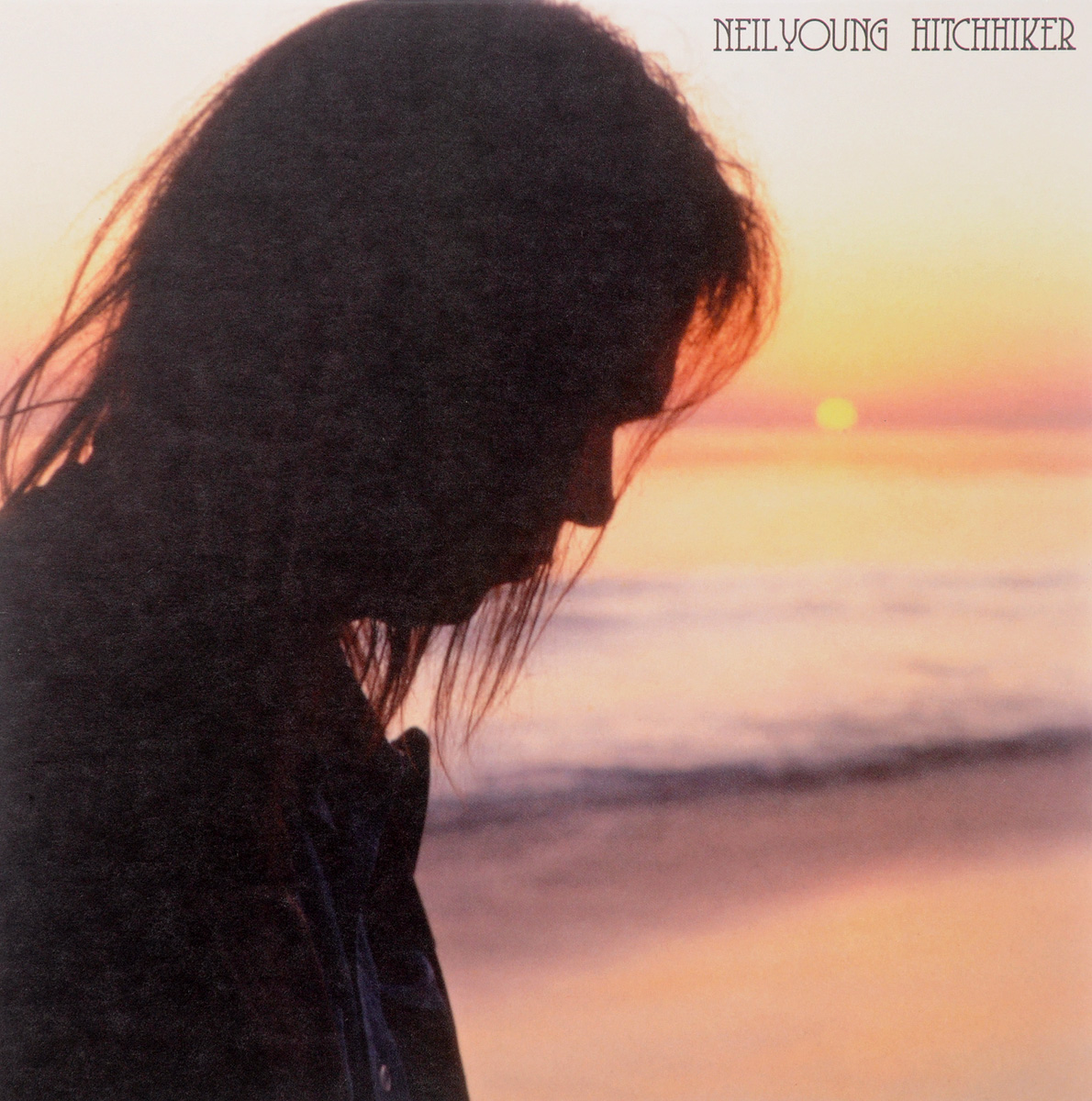 Нил Янг Neil Young. Hitchhiker (LP) нил янг neil young who s gonna strand up lp