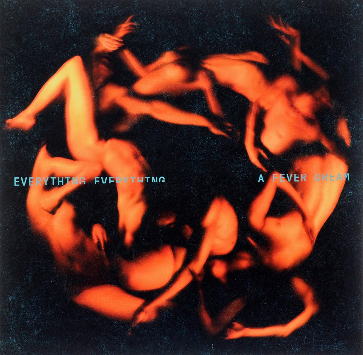 Everything Everything Everything Everything. A Fever Dream (LP) цена
