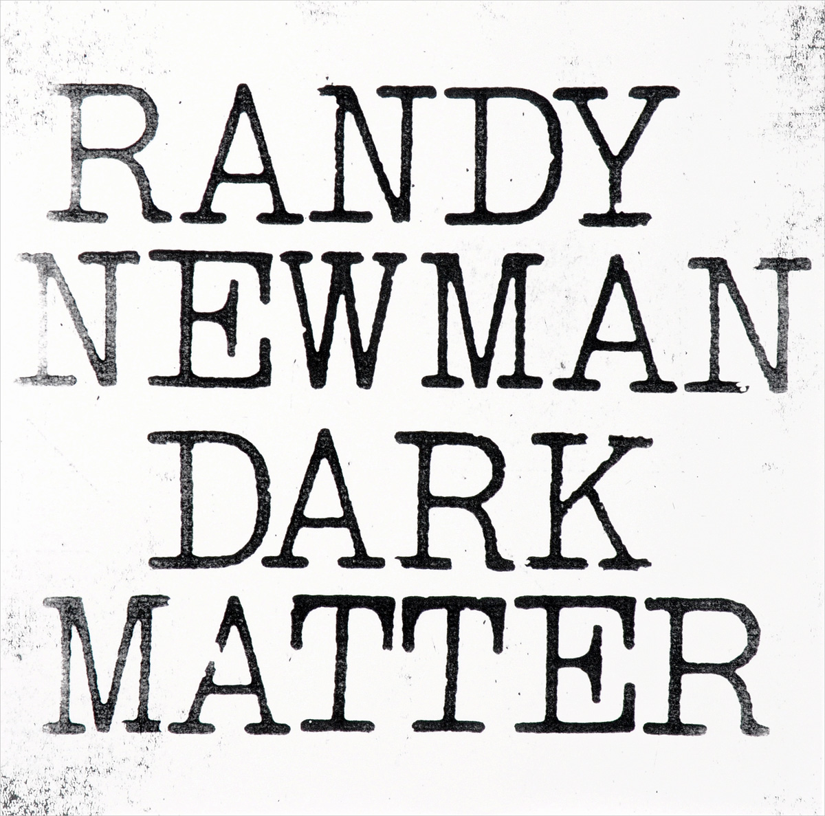 Рэнди Ньюмен Randy Newman. Dark Matter (LP) hot selling randy rhoads signature yellow lp electric guitars with ebony fretboard left handed available