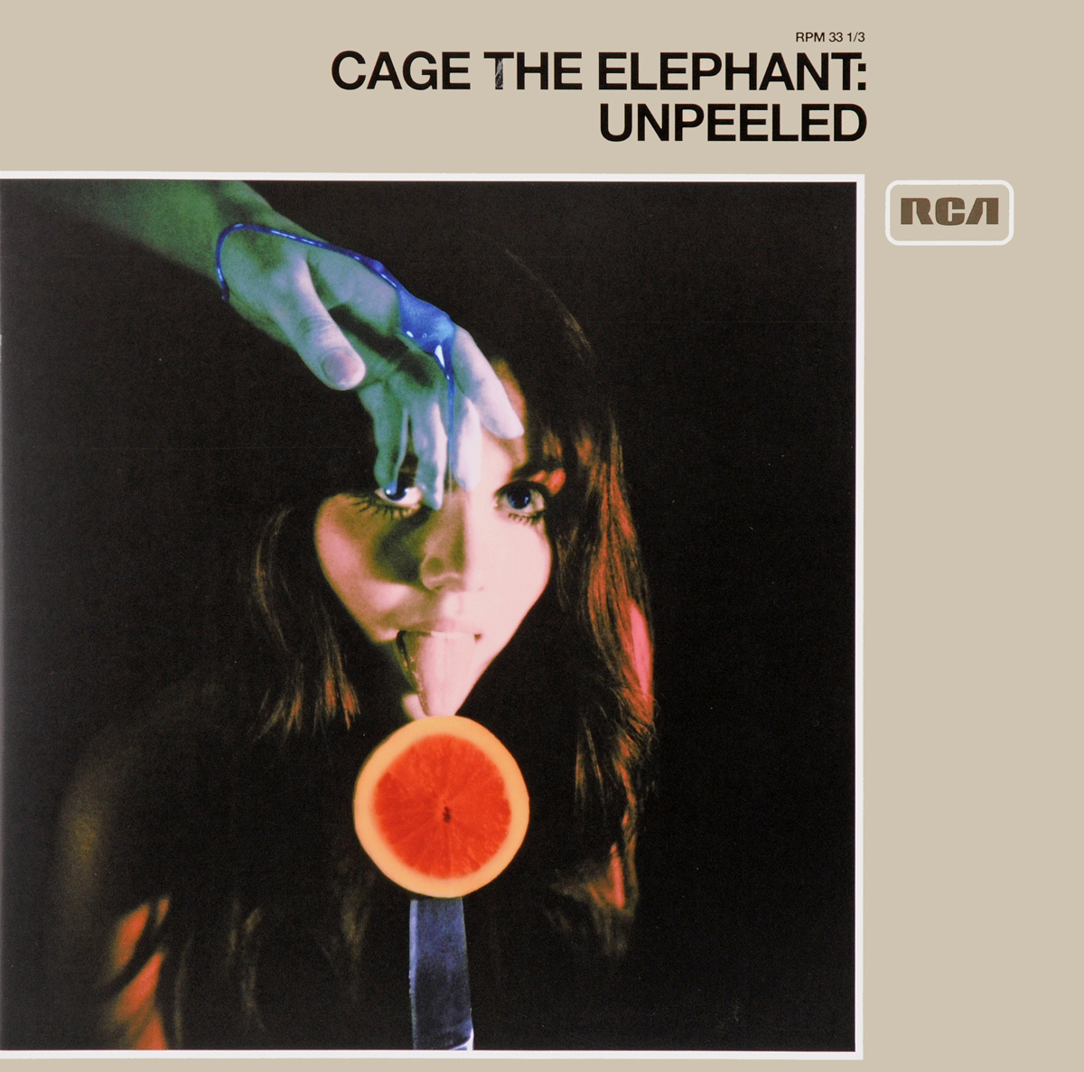Cage The Elephant Cage The Elephant. Unpeeled (2 LP) the cage