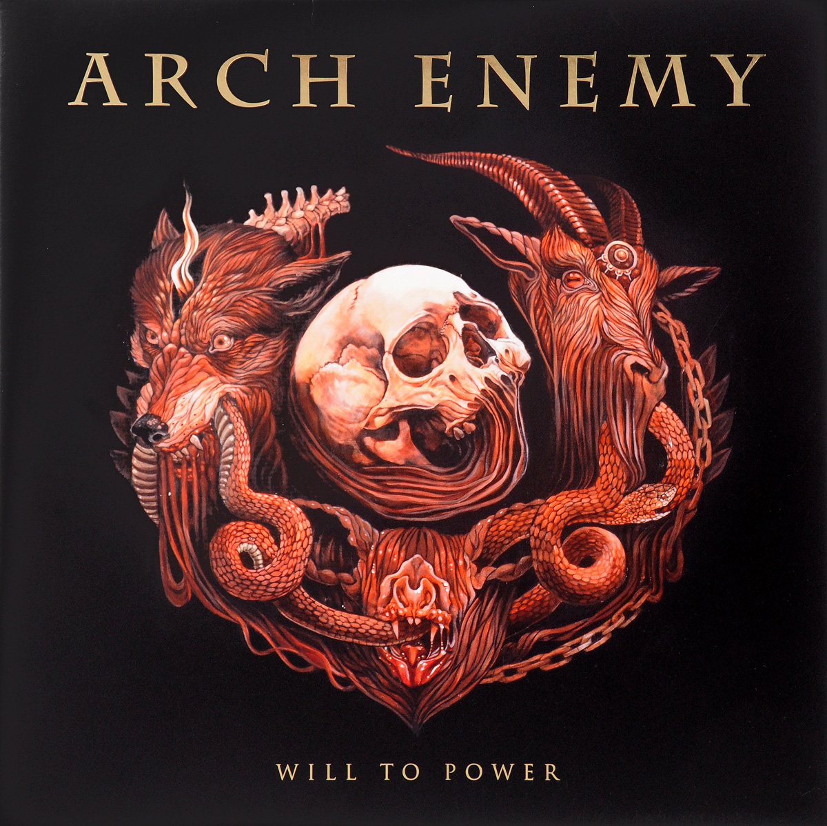 Arch Enemy Arch Enemy. Will To Power (LP + CD) духовные беседы 1 cd