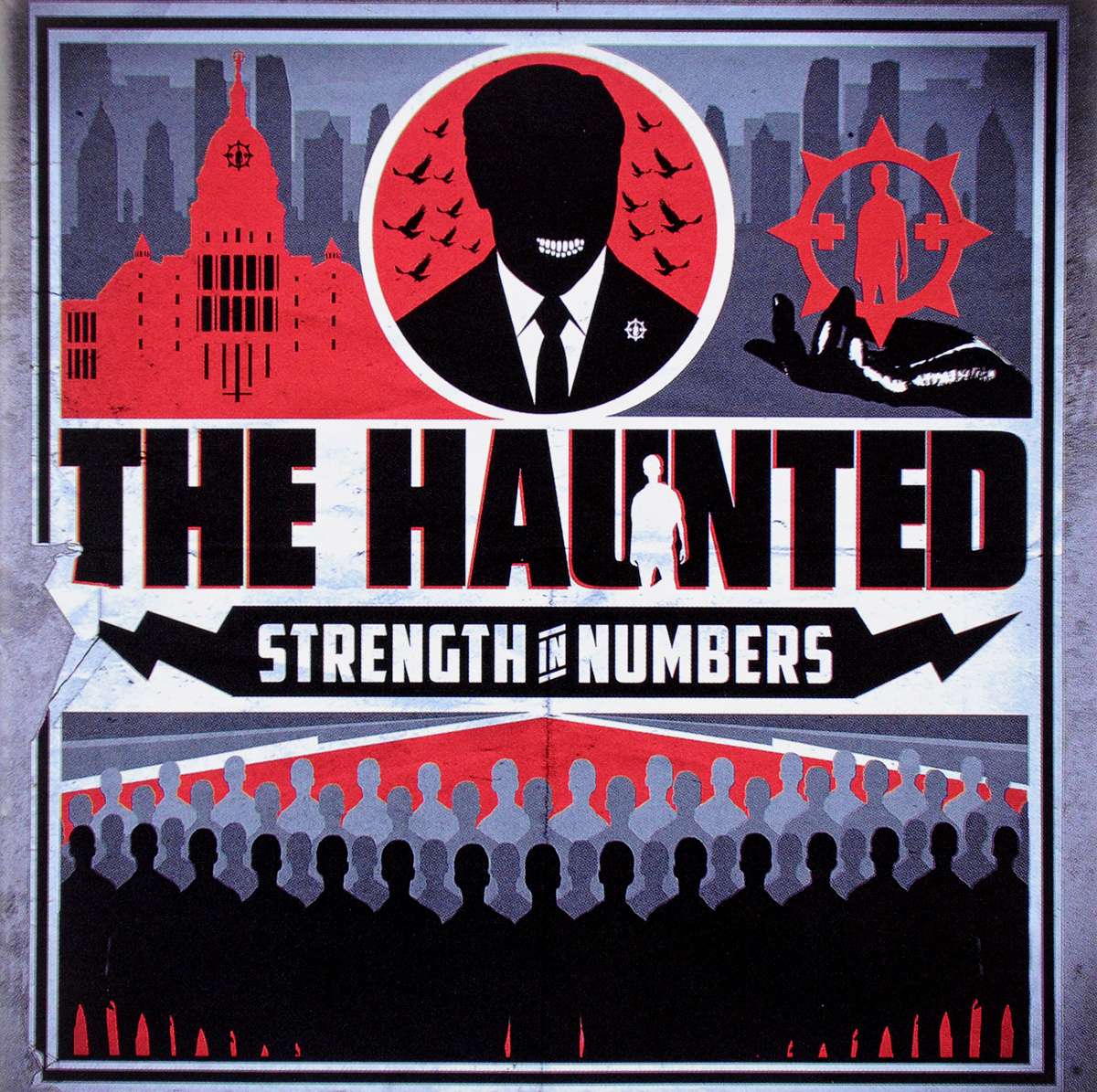 The Haunted The Haunted. Strength In Numbers (LP) ghostly tales 2 the haunted baronet