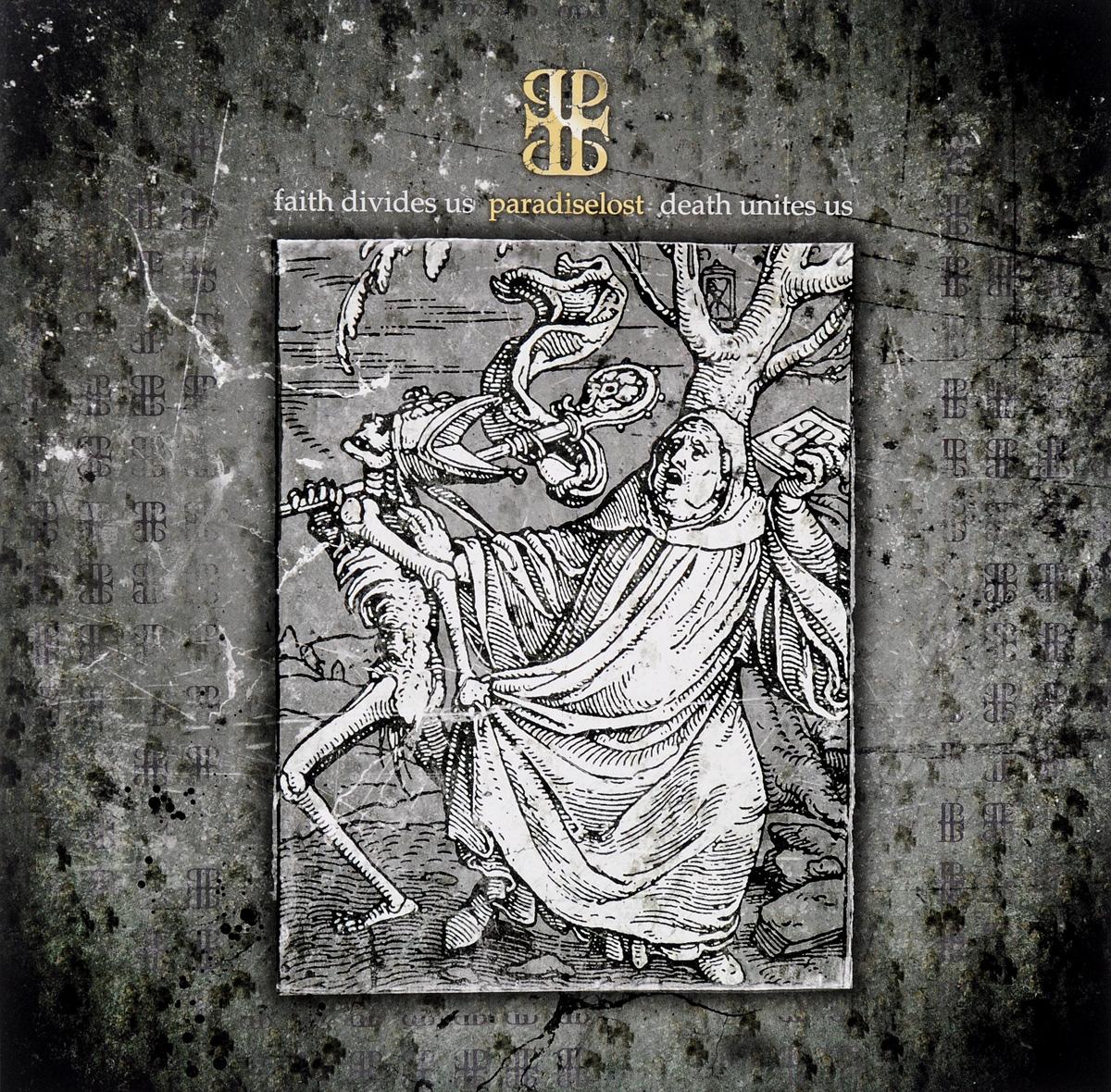 Paradise Lost Paradise Lost. Faith Divides Us - Death Unites Us (LP + CD) paradise lost paradise lost tragic idol lp cd