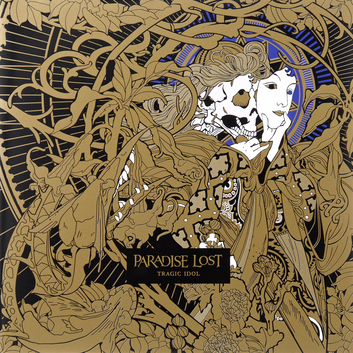 Paradise Lost Paradise Lost. Tragic Idol (LP + CD) духовные беседы 1 cd