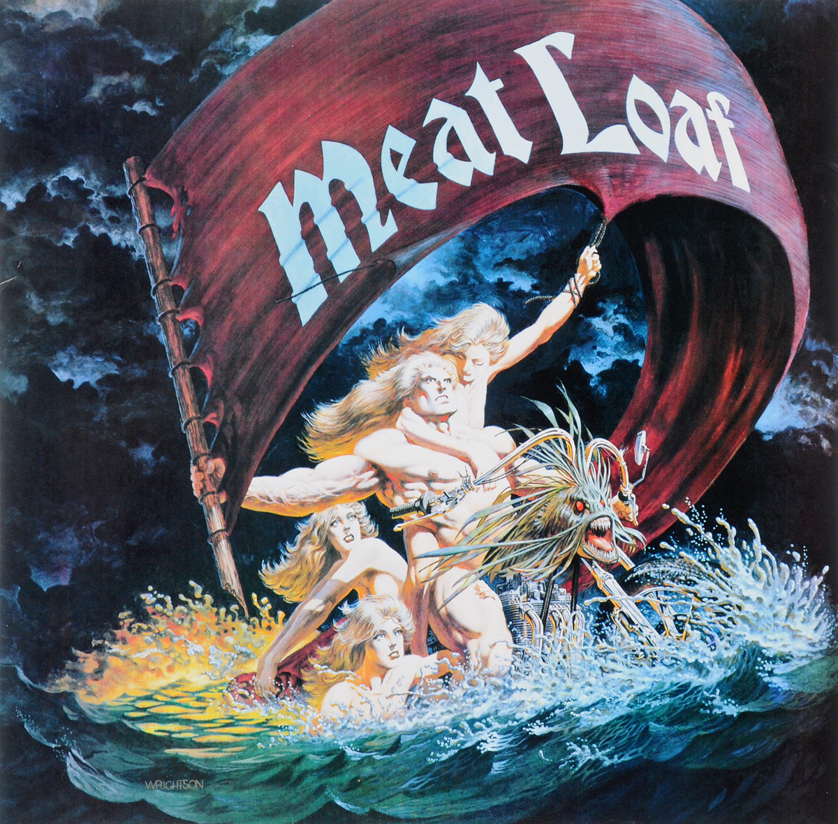 Meat Loaf. Dead Ringer (LP)
