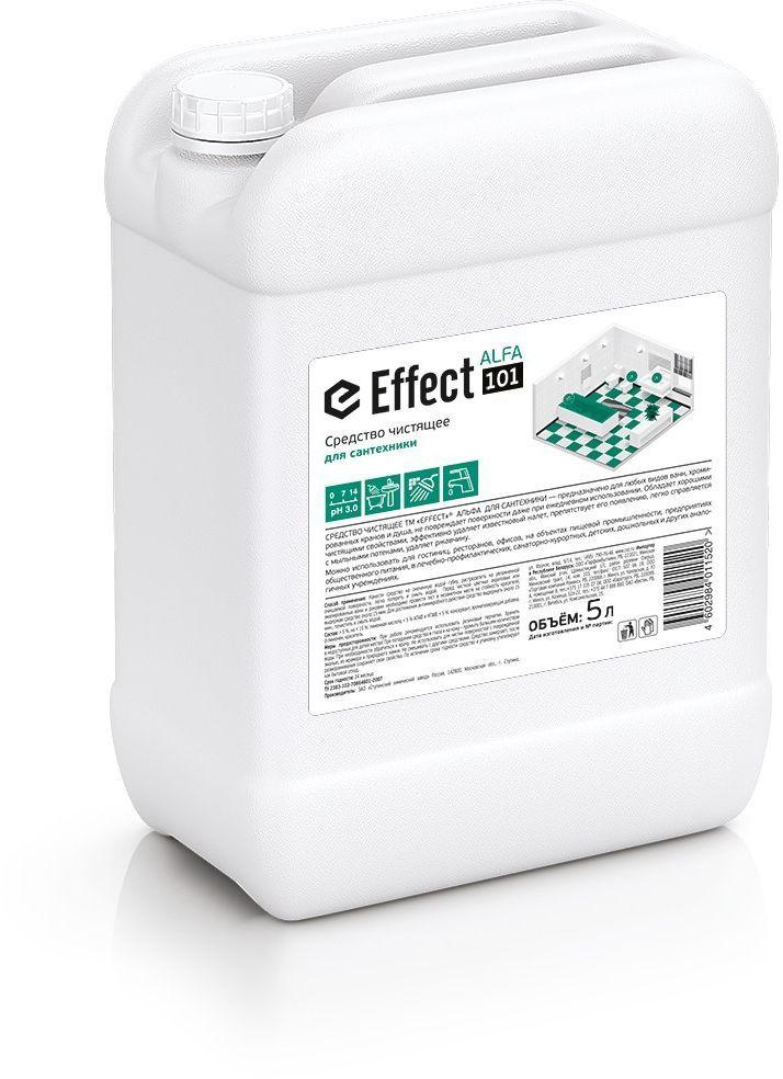 Средство чистящее  Effect  для сантехники 5 л - Бытовая химия