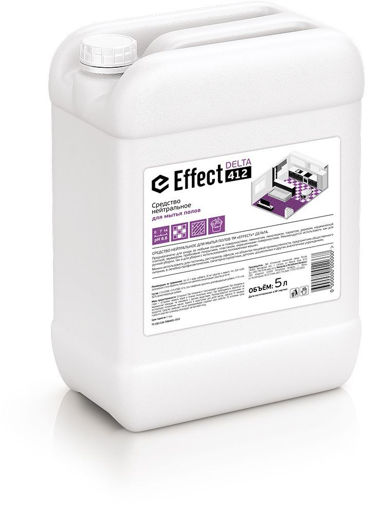 Средство Effect, для всех поверхностей, 5 л как товар на ozon за голоса вконтакте