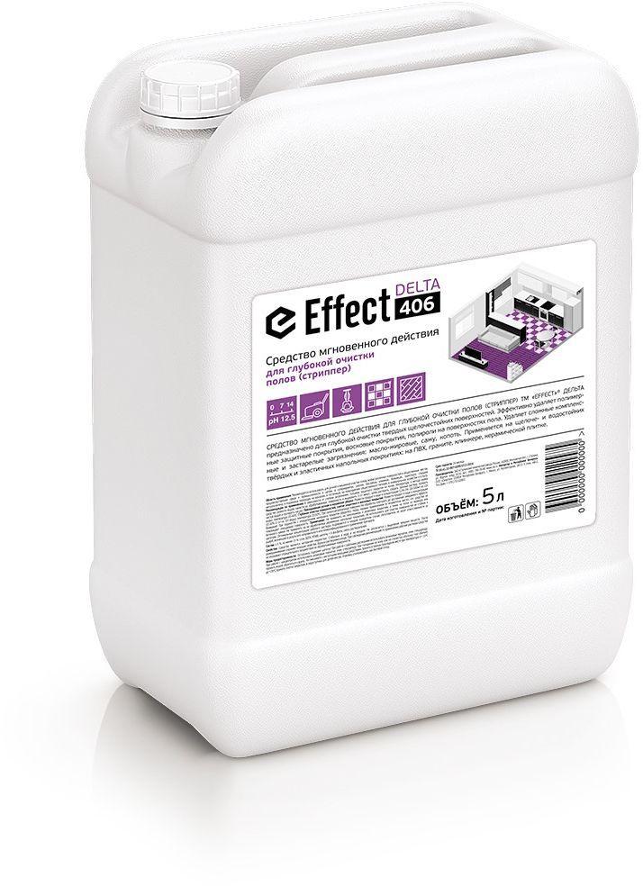 Средство мгновенного действия  Effect , для глубокой чистки полов, 5 л - Бытовая химия