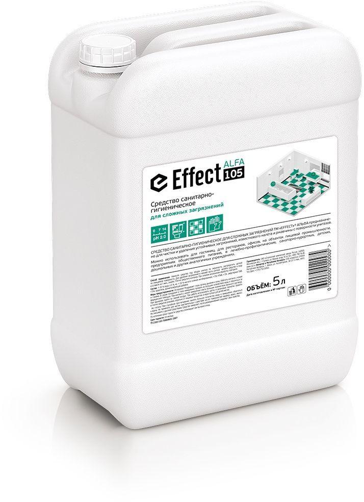 Средство санитарно-гигиеническое Effect, для сложных загрязнений, 5 л13606Средство Effect предназначено для чистки и удаления устойчивых загрязнений, известкового налета и ржавчины с поверхности унитазов. Подходит для удаления сложных кальциевых и минеральных отложений. В концентрированном виде может применяется для удаления цементного раствора в послестроительной уборке.Состав: > 30 % вода, > 5 %, но Товар сертифицирован.Как выбрать качественную бытовую химию, безопасную для природы и людей. Статья OZON Гид