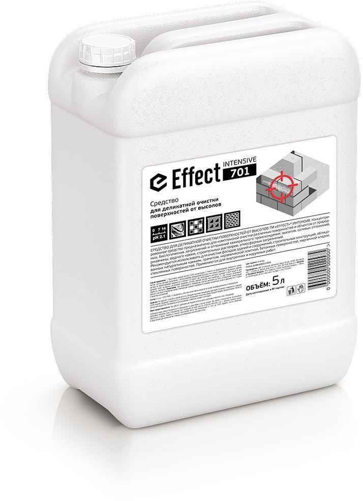 Средство щадящее  Effect , для удаления высолов с мрамора и натурального камня, 5 л - Бытовая химия