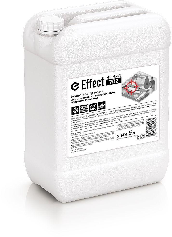 Нейтрализатор запаха Effect, 5 л13286Нейтрализатор запаха предназначенный для устранения и нейтрализации неприятных запахов органического и неорганического происхождения в жилых, общественных и бытовых помещениях. Состав:< 5% КПАВ; консервант; ароматическая добавка.