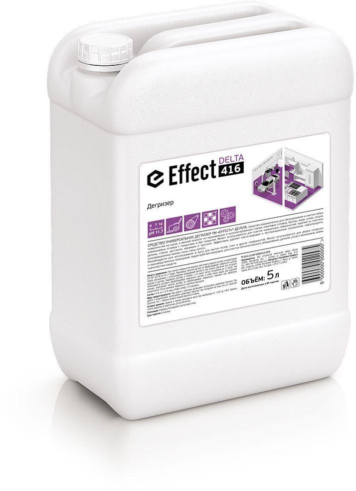 Средство для мрамора, натурального камня, аллюминия и других поверхностей  Effect , 5 л - Бытовая химия
