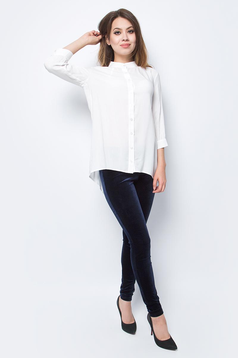 Брюки женские La Via Estelar, цвет: синий. 60570-2. Размер 5060570-2Стильные женские брюки La Via Estelar - брюки высочайшего качества, которые прекрасно сидят. Модель изготовлена из эластичного полиэстера с бархатной фактурой. Брюки на мягком эластичном поясе стандартной посадки. Эти модные и в тоже время комфортные брюки послужат отличным дополнением к вашему гардеробу. В них вы всегда будете чувствовать себя уютно и комфортно.