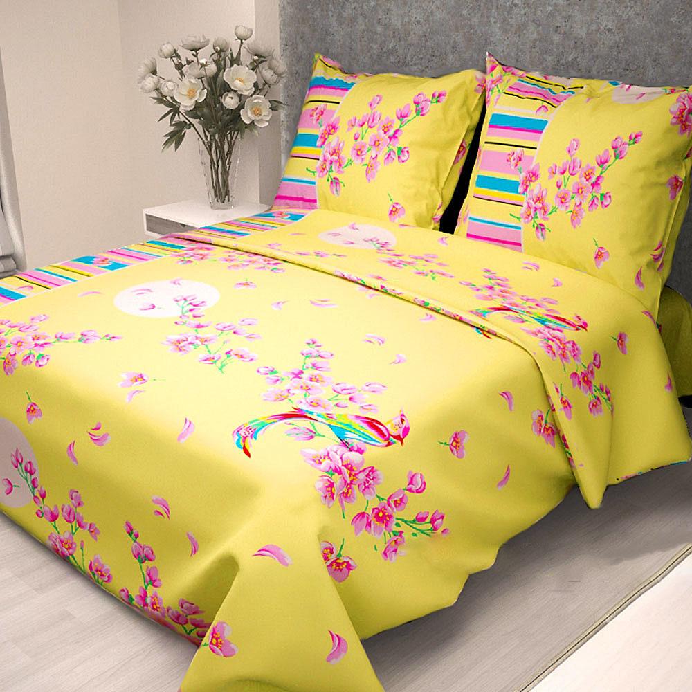 Комплект белья Letto Традиция, 1,5-спальный, наволочки 70x70, цвет: желтый. B148-3B148-3Комплект белья Letto Традиция, выполненный из бязи (100% хлопка), состоит из пододеяльника, простыни и двух наволочек. Бязь - хлопчатобумажная ткань полотняного переплетения без искусственных добавок. Большое количество нитей делает эту ткань более плотной, более долговечной. Высокая плотность ткани позволяет сохранить форму изделия, его первоначальные размеры и первозданный рисунок. Приобретая комплект постельного белья Letto Традиция, вы можете быть уверенны в том, что покупка доставит вам и вашим близким удовольствие и подарит максимальный комфорт.
