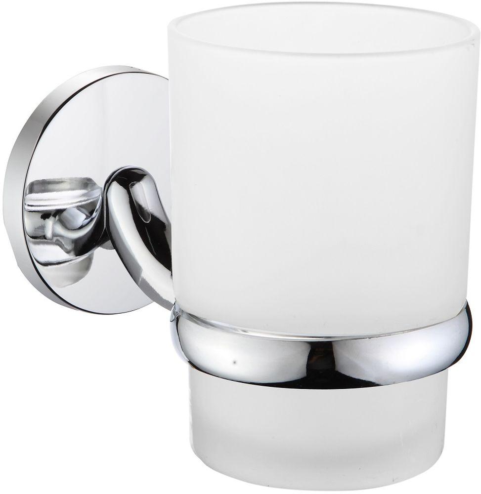 Стакан для зубных щеток Milardo CadissАС 24501370Держатель стакана для зубных щеток Cadiss выполнен из прочного сплава металлов, имеет стойкое никель-хромовое покрытие, уплотнительная прокладка надежно фиксирует стакан в держателе. В комплекте удобный и надежный крепеж.