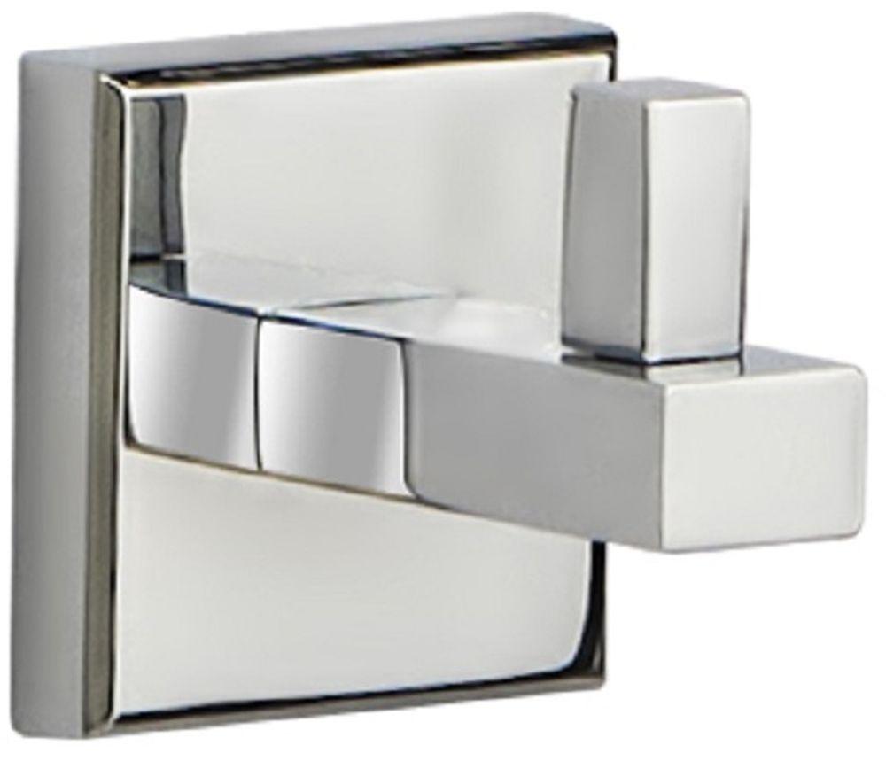Крючок одинарный Milardo LabradorLABSM10M41Крючок выполнен из прочного сплава металлов, имеет стойкое никель-хромовое покрытие. В комплекте удобное и надежное крепление.