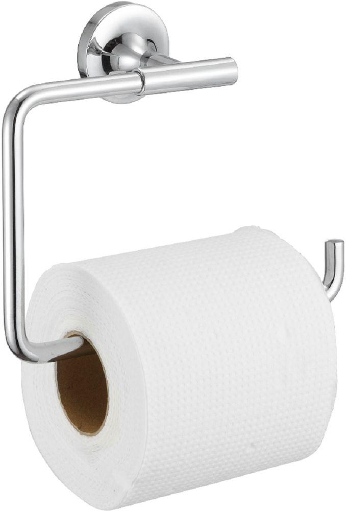 Держатель для туалетной бумаги Milardo MagellanMAGSM00M43Держатель туалетной бумаги Magellan выполнен из прочного сплава металлов и имеет стойкоеникель-хромовое покрытие.Держатель поможет оформить интерьер в выбранном стиле, разбавляя пространство туалетнойкомнаты различными элементами. Он хорошо впишется в любой интерьер, придавая ему чертысовременности.Крепеж в комплекте.