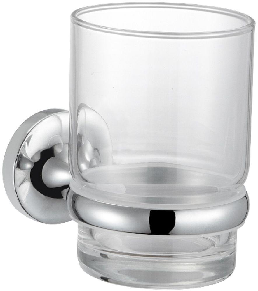 Стакан для зубных щеток Milardo MagellanMAGSMG0M45Держатель стакана для зубных щеток Magellan выполнен из прочного сплава металлов, имеет стойкое никель-хромовое покрытие, уплотнительная прокладка надежно фиксирует стакан в держателе. В комплекте удобный и надежный крепеж.