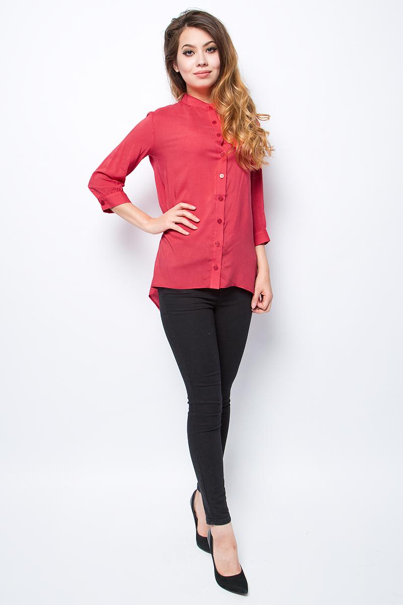 Блузка женская La Via Estelar, цвет: коралл. 33946-2. Размер 4433946-2