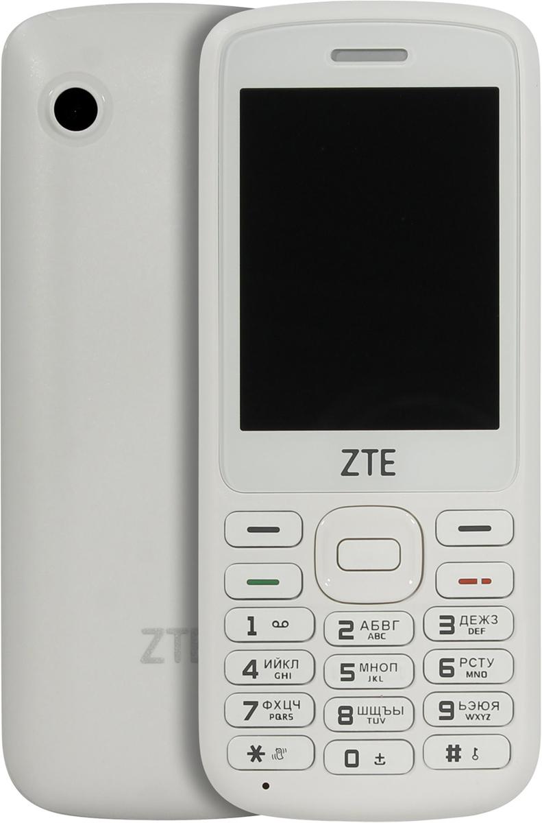 ZTE F327, White zte r538 white