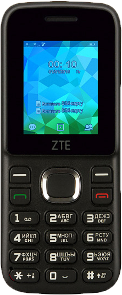 ZTE R550, Black BlueZTE R550 BLACK/BLUE