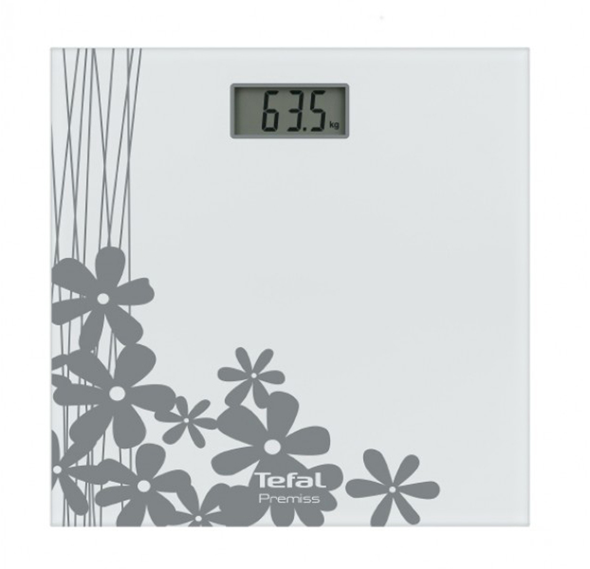 Tefal PP1070V0 весы напольныеPP1070V0Компактные и ультратонкие весы Tefal PP1070V0 превосходно дополнят любую ванную комнату благодаря своим размерам и лаконичному дизайну.Основа выполнена из прочного закаленного стекла, которое легко и просто моется. На широком удобном дисплее благодаря функции автоматического включения вы сразу же увидите свой вес с точностью до 100 г.Автоматическое включение: просто встаньте на весы, и они сами включатся. Автоматическое отключение: весь выключатся после 10 секунд неиспользования.