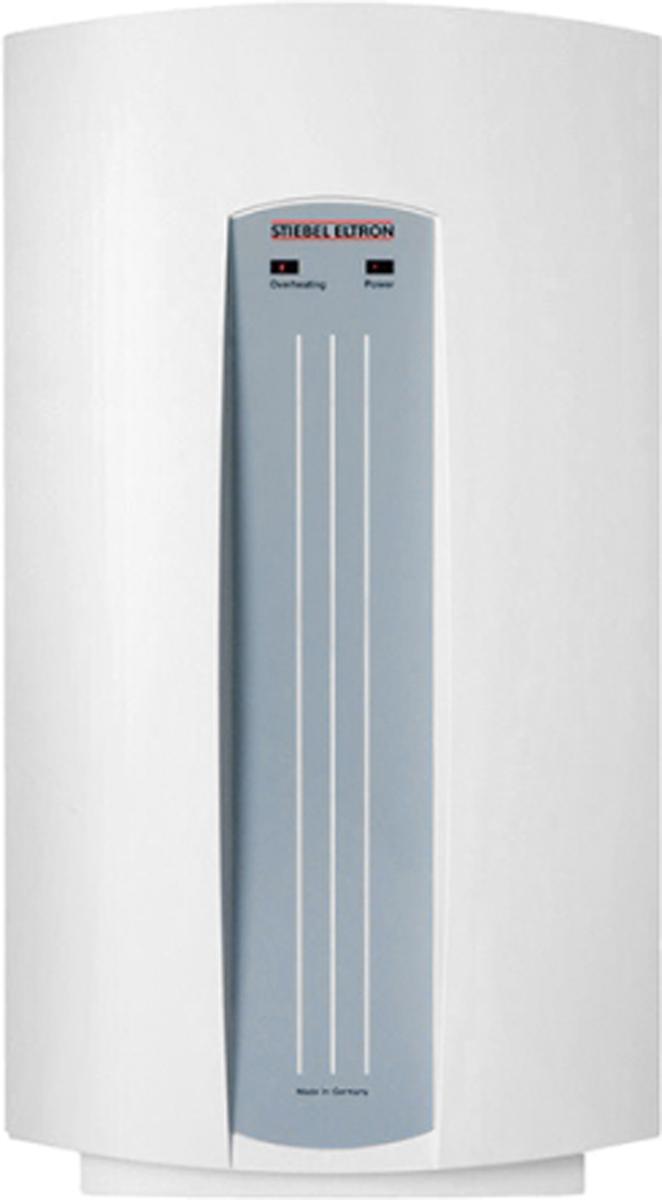 Stiebel Eltron DHC 6 водонагреватель проточныйDHC 6Водонагреватель электрический проточный Stiebel Eltron DHC 6 напорный, мощность 6000 ВтКак выбрать водонагреватель. Статья OZON Гид