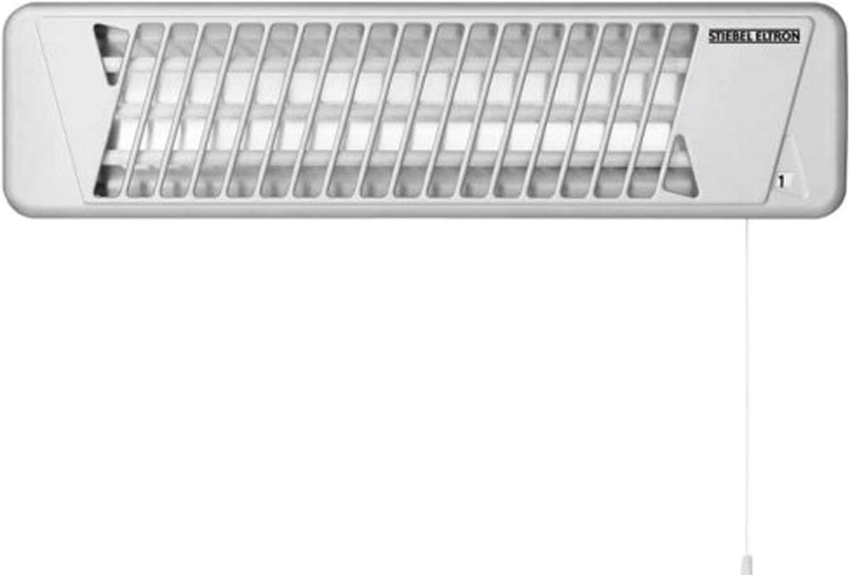 Stiebel Eltron IW 120 обогревательIW 120Инфракрасный обогреватель Stiebel Eltron IW 120 кварцевый настенный, мощность 400/800/1200 ВтКак выбрать обогреватель. Статья OZON Гид