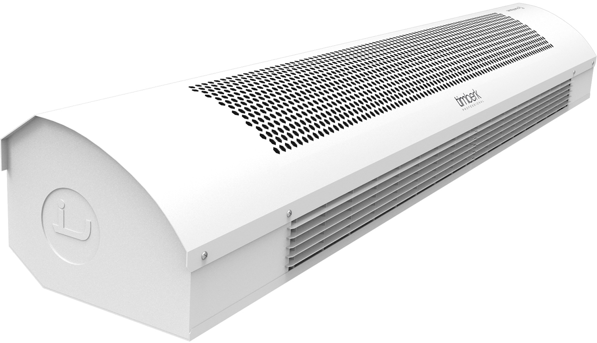 Timberk THC WT1 6M тепловая завесаTHC WT1 6MОсобенности Timberk THC WT1 6M: - Современный дизайн - Корпус электрической тепловой завесы Timberk THC WT1 6M покрыт глянцевой белой краской.- Корпус имеет современный компактный дизайн. - Простое управление - Для максимально комфортного управления данное устройство комплектуется пультом.Преимущества: - Нержавеющий оребренный трубчатый нагревательный элемент - Технология AERODYNAMIC CONTROL: повышает эффективность работы прибора и его срок службы - «Сотовая» форма решетки забора воздуха: снижает нагрузку на тангенциальный блок и увеличивает воздушный объем за счет увеличения площади забора воздуха - Принципиально новое безопасное расположение нагревательного элемента: позволят создавать равномерный плотный тепловой поток по всей высоте и высокую производительность по воздуху - Техническое решение FastInstall: электрическое подключение без разбора корпуса прибора - Ударопрочный усиленный корпус с защитной пломбой - Горизонтальная и вертикальная (опционально) установка - Двигатель с увеличенным ресурсом и многоуровневой защитой от перегрева - Защитный термостат - Износостойкое мелкодисперсионное антикоррозийное покрытие корпуса - Режим вентиляции, экономичного и интенсивного обогрева