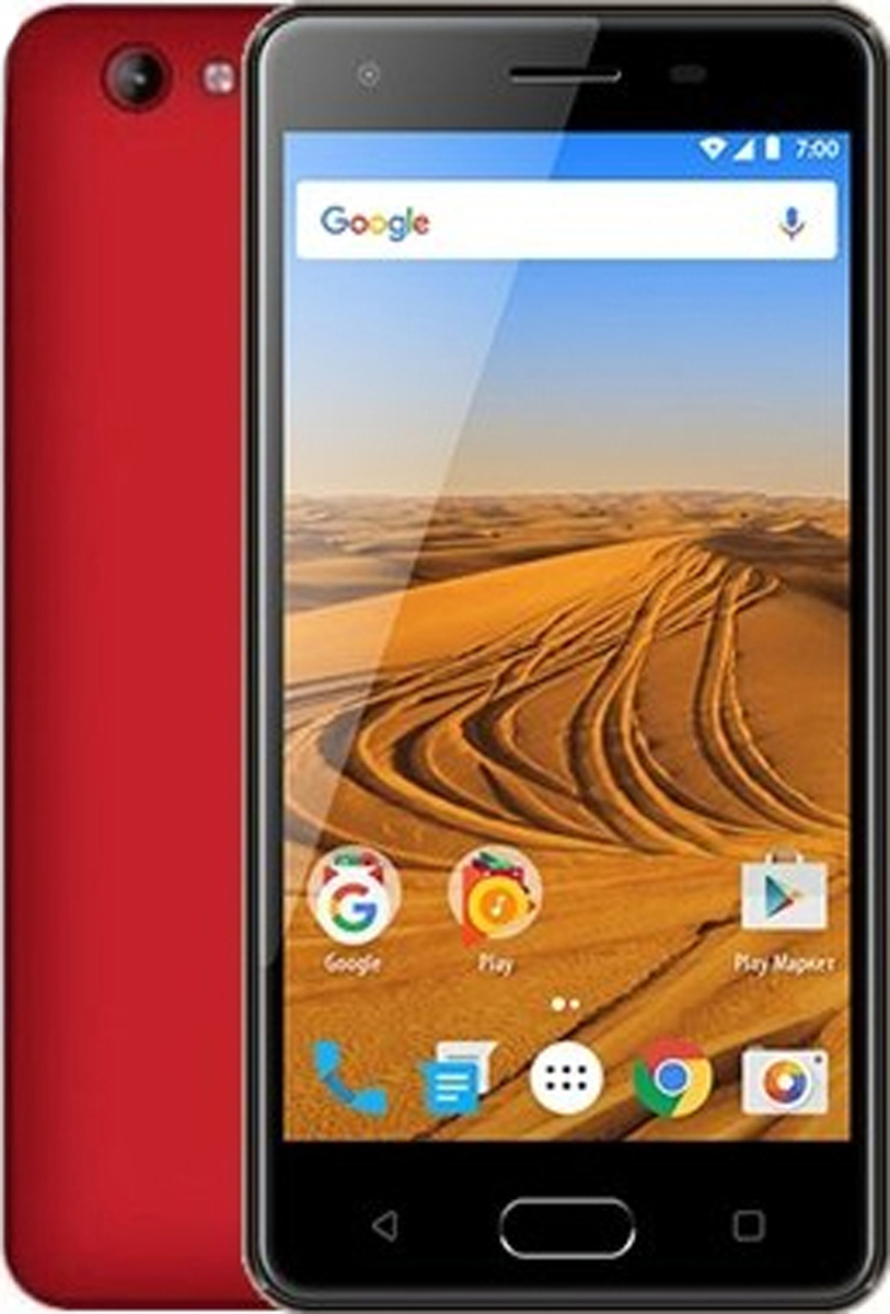 Vertex Impress Dune 4G, Red