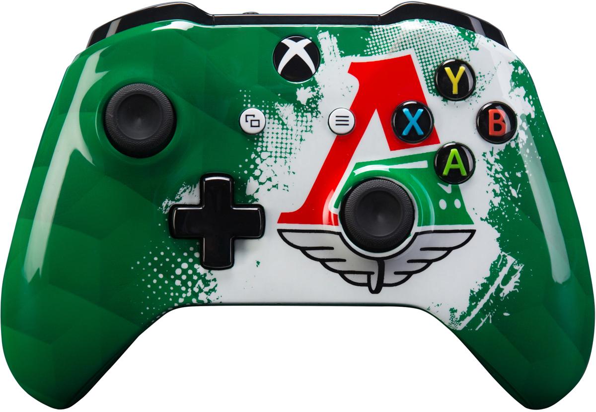 Xbox One Локомотив. Чемпионский экспресс беспроводной контроллер какой xbox для прошивки