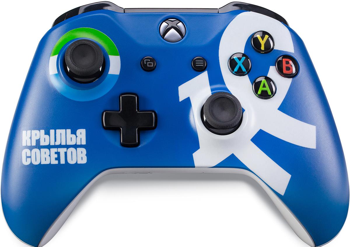 "Xbox One ""Крылья Советов. Крылышки"" беспроводной контроллер, Microsoft"