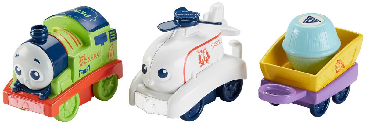 Thomas & Friends Игровой набор Спасатели