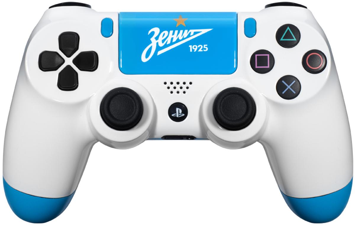 Sony DualShock 4  Зенит Клубный  беспроводной контроллер для PS4 - Геймпады, джойстики, рули