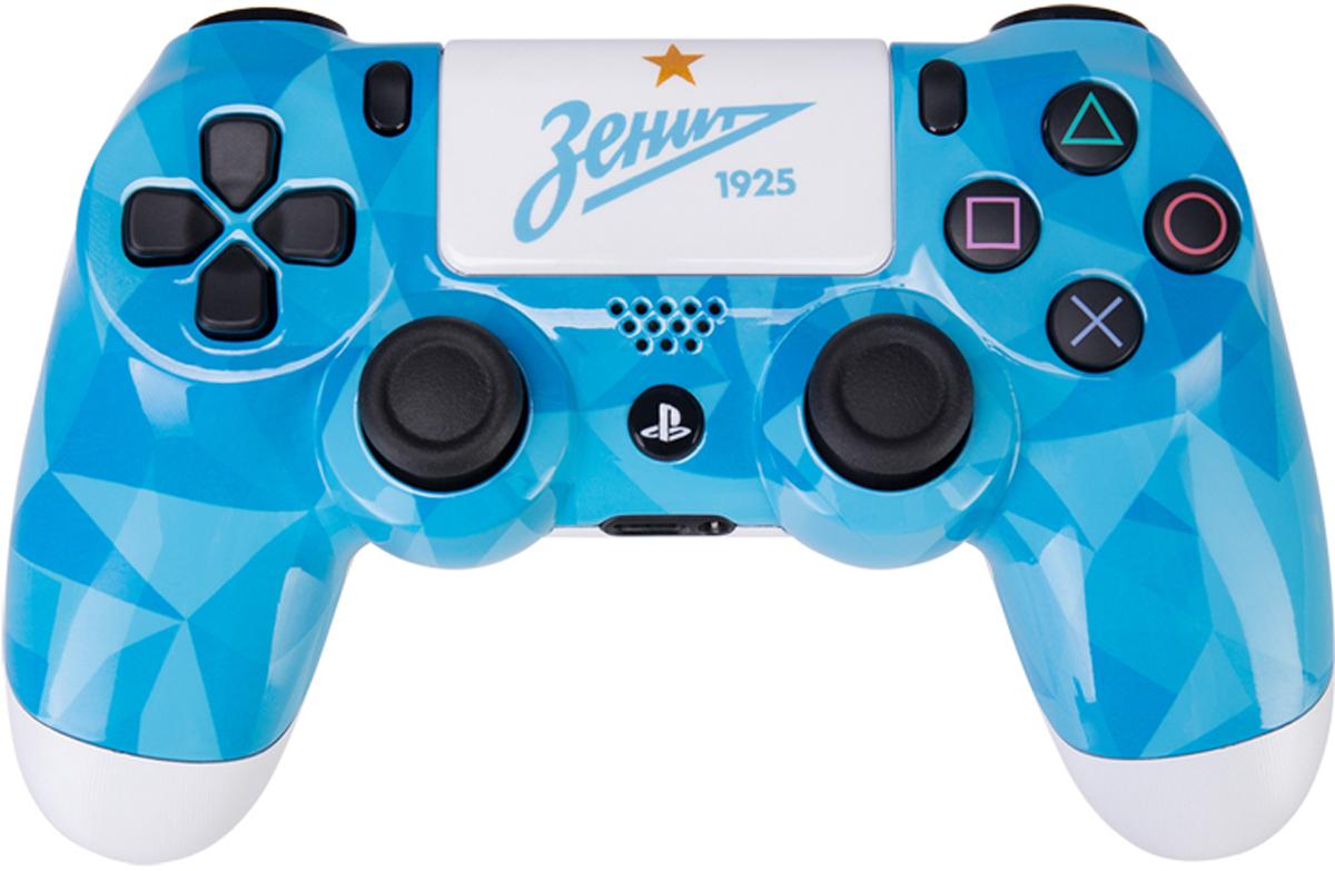 Sony DualShock 4  Зенит Северное Сияние  беспроводной контроллер для PS4 - Геймпады, джойстики, рули