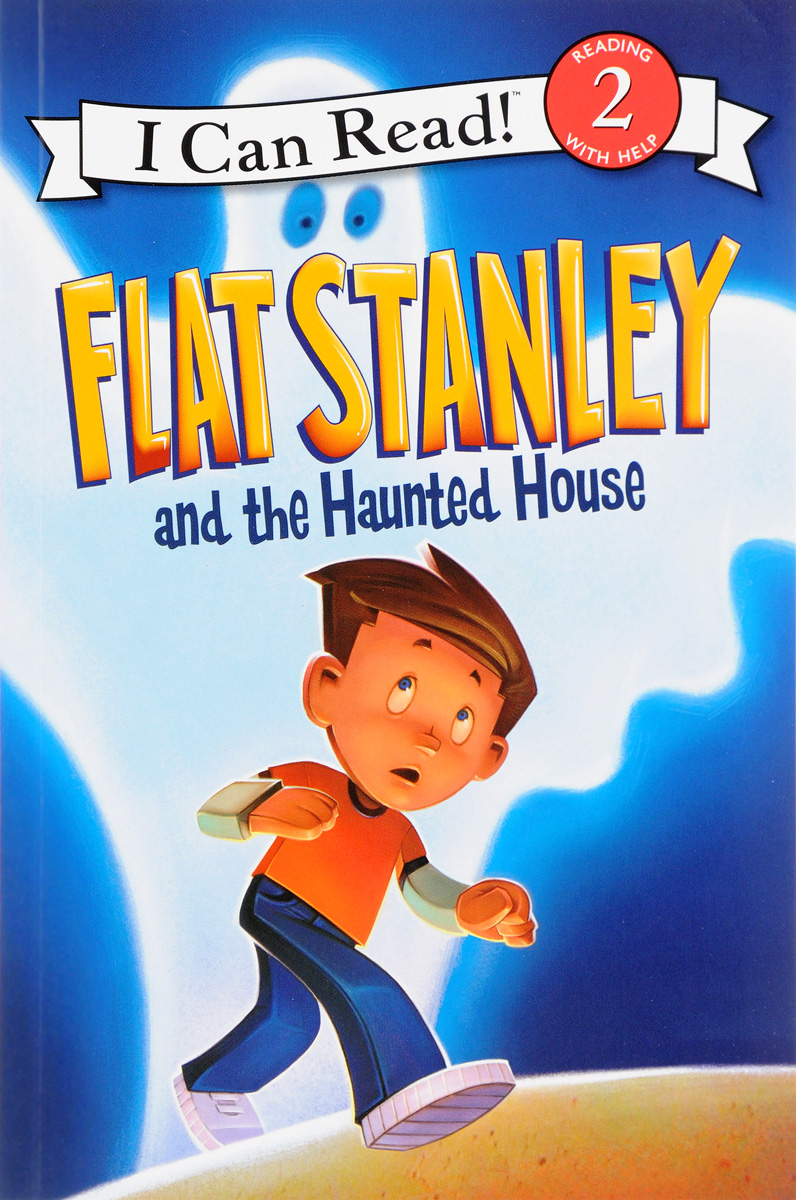 Flat Stanley and the Haunted House: Level 2 flat stanley and the haunted house level 2