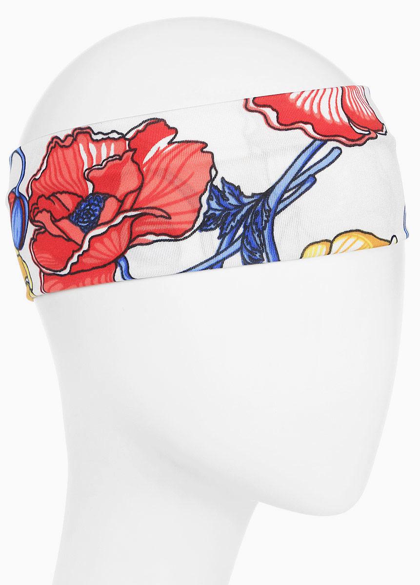 Повязка для волос Mitya Veselkov Шарм, цвет: светлый. 1636619-21636619-2Стильная женская повязка Mitya Veselkov изготовлена из текстиля. Симпатичный аксессуар защитит голову от яркого солнца или возьмет на себя функцию ободка. Повязка не сдавливает голову и превосходно тянется.