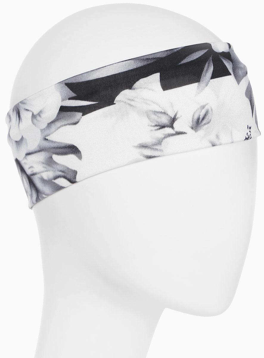 Повязка для волос Mitya Veselkov Шарм, цвет: черный. 1636622-3 riffi повязка для волос цвет коралловый