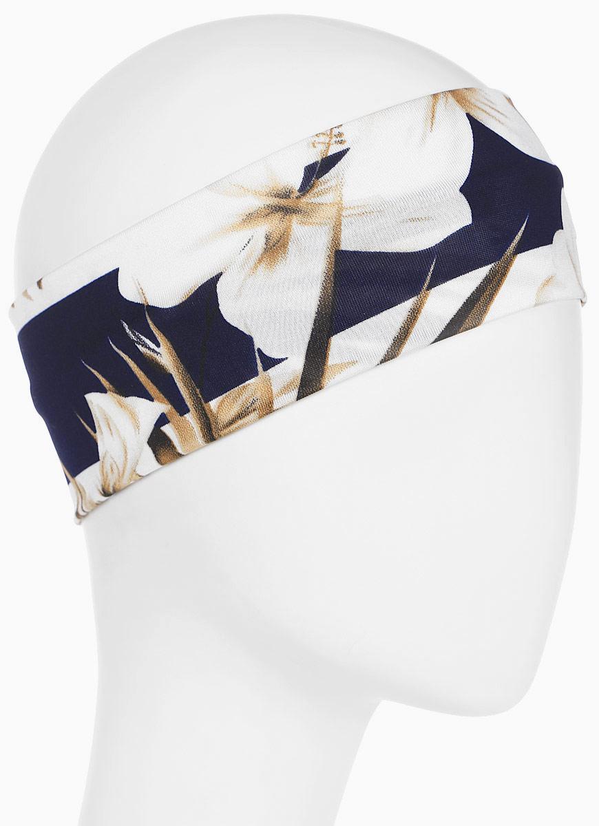 Повязка для волос Mitya Veselkov Шарм, цвет: бежевый. 1636622-21636622-2Стильная женская повязка Mitya Veselkov изготовлена из текстиля. Симпатичный аксессуар защитит голову от яркого солнца или возьмет на себя функцию ободка. Повязка не сдавливает голову и превосходно тянется.